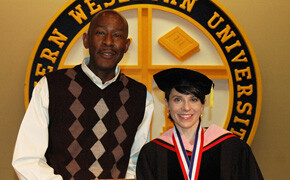 SWU names faculty/staff of year