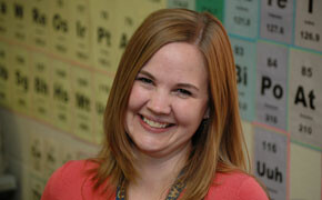 Southern Wesleyan graduate named top biology teacher