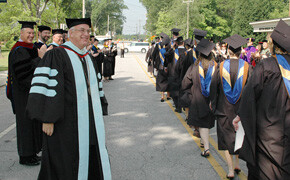 More than 350 earn degrees at Southern Wesleyan