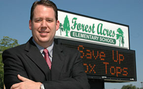 SWU graduate new Forest Acres principal