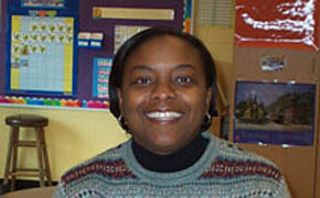 Gilliard named Grove Elementary's Teacher of the Year