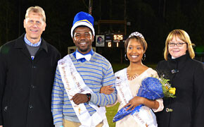 Homecoming at SWU honors past, future vision