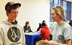 SWU students return for spring 2014