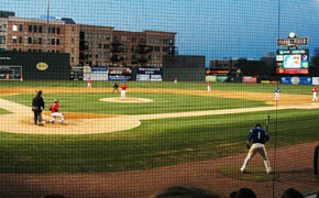Warriors at Fluor Field vs. Anderson University