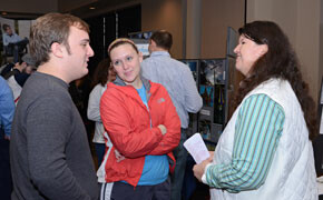 Fair helps SWU religion majors take next step in ministry
