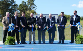 SWU dedicates new track and field complex