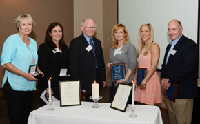 SWU recognizes outstanding graduates