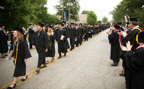 Class of 2014 embarks on 'a new journey'