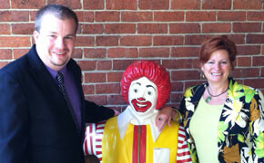 SWU North Augusta donates to Ronald McDonald House