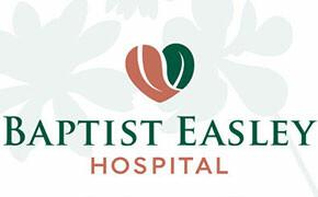 SWU, Baptist Easley Hospital sign agreement