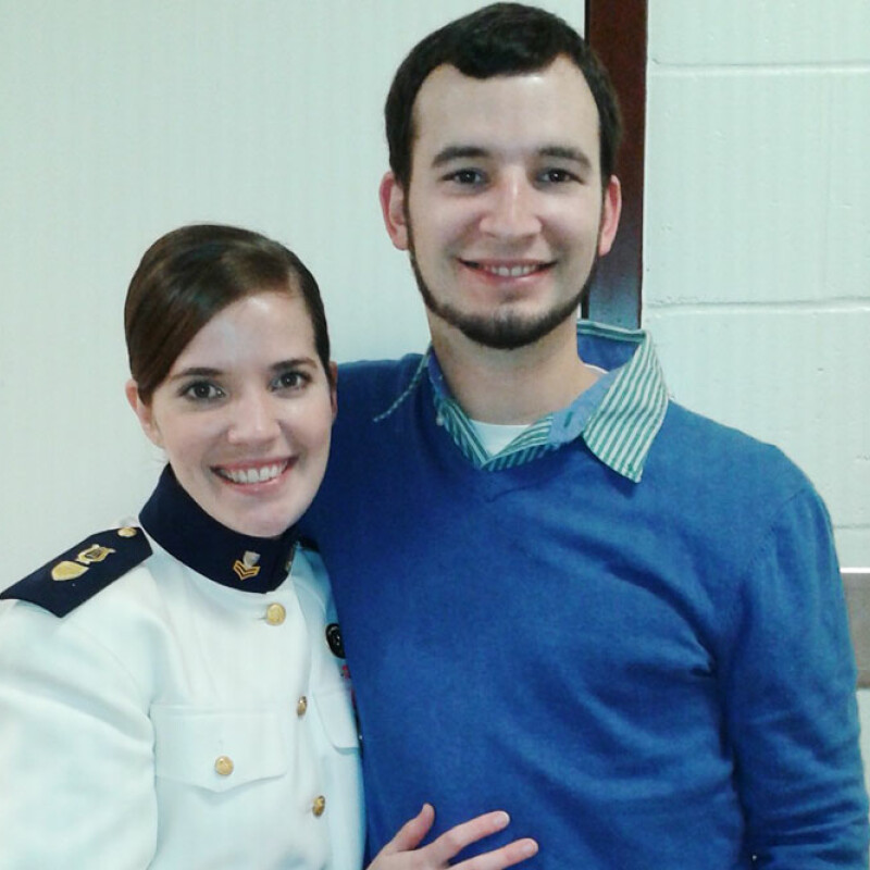 Coast Guard Band a dream come true for SWU graduate