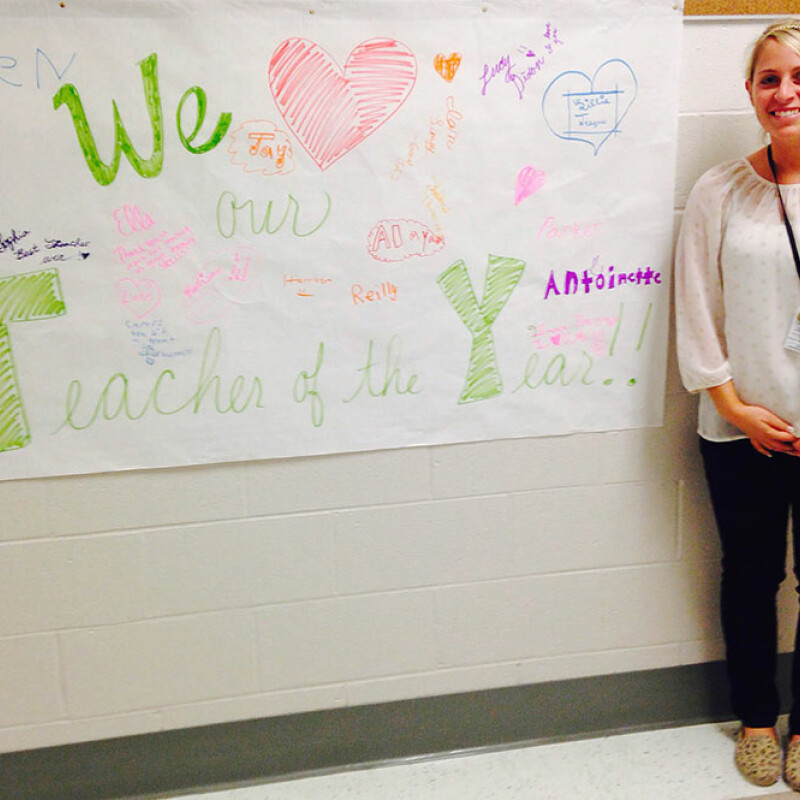 Harbor View Teacher of the Year instills love for exercise in students