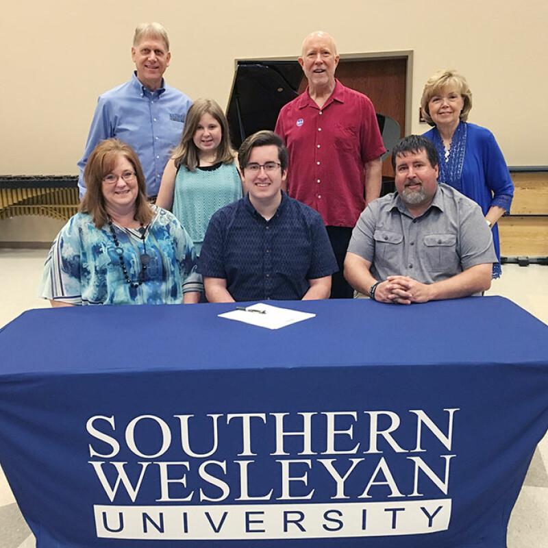 Wheeler receives SWU music scholarship