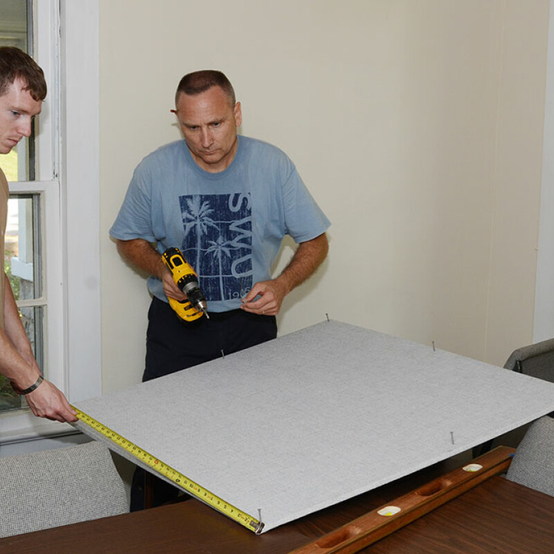 Criminal justice facility readying for fall