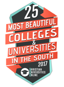 25 most beautiful colleges and universities in the south 2017