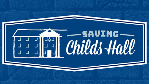 Childs Hall is raising funds to renovate and reopen this Christian college residence hall.
