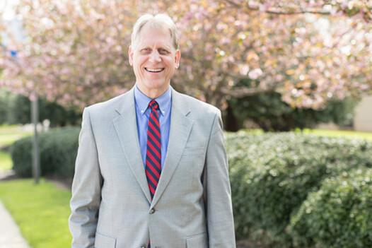 SWU President Dr. Todd Voss