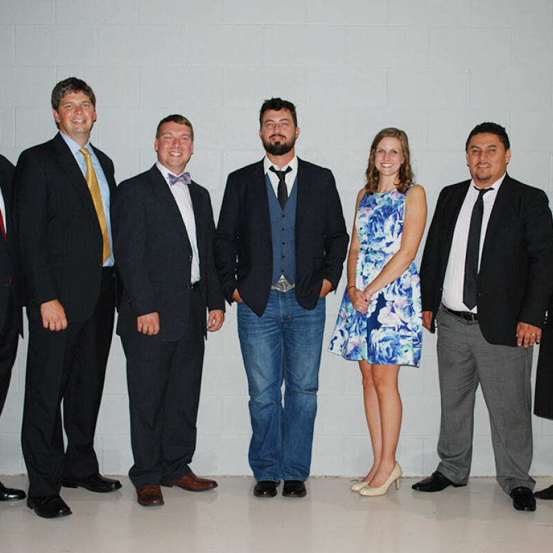 S.C. District ordains four SWU alumni