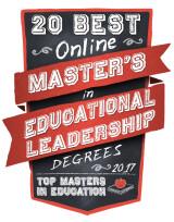Best Online Master's in Educational Leadership Degrees