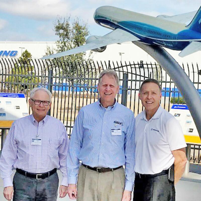 Touring Boeing