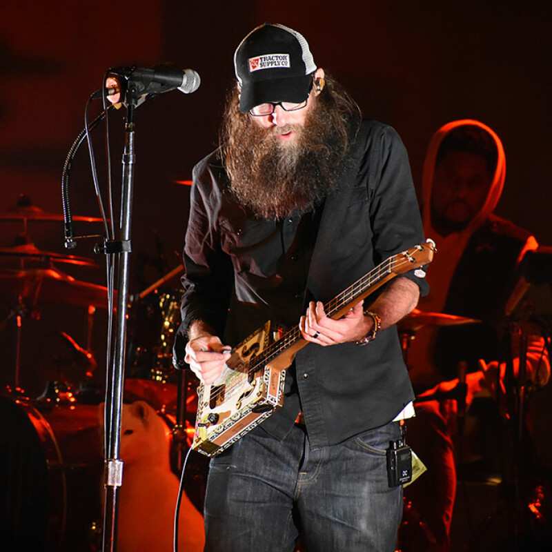 SWU hosts An Evening with Crowder