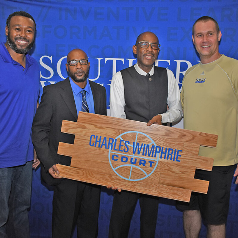 Honoring Coach Charles Wimphrie's legacy