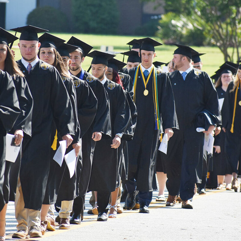 SWU graduates 'Class of 2018' in two ceremonies