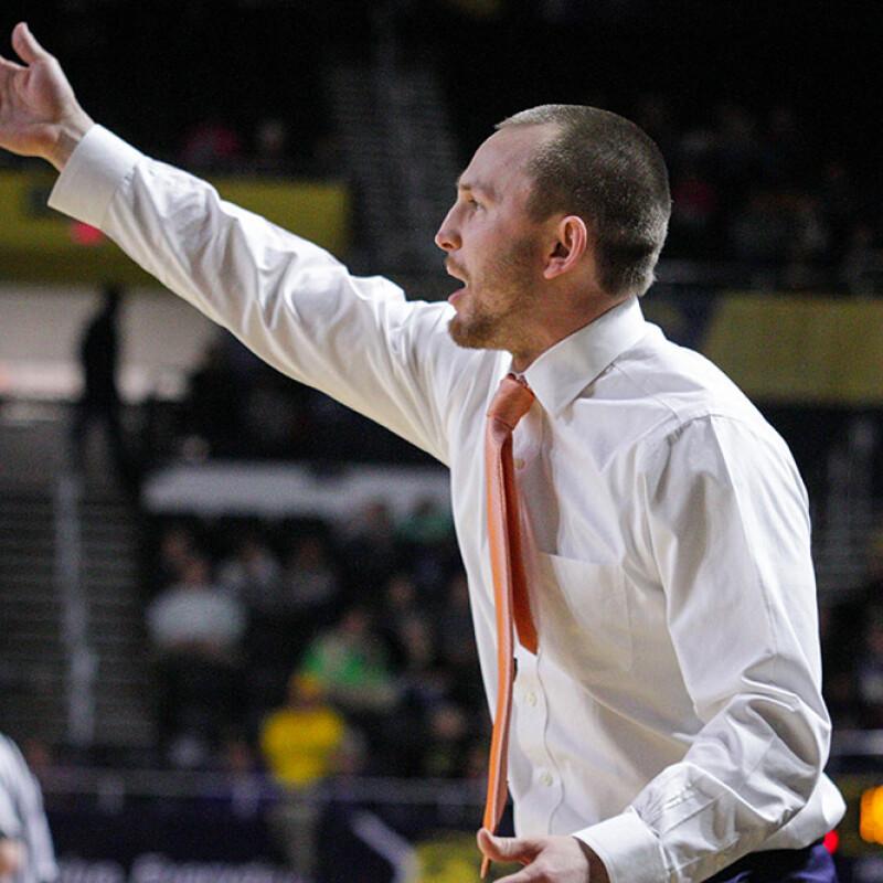 SWU names Pasqua New Head Mens Basketball Coach