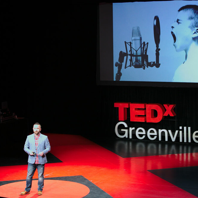 SWU graduate gives TEDx Talk on childhood trauma