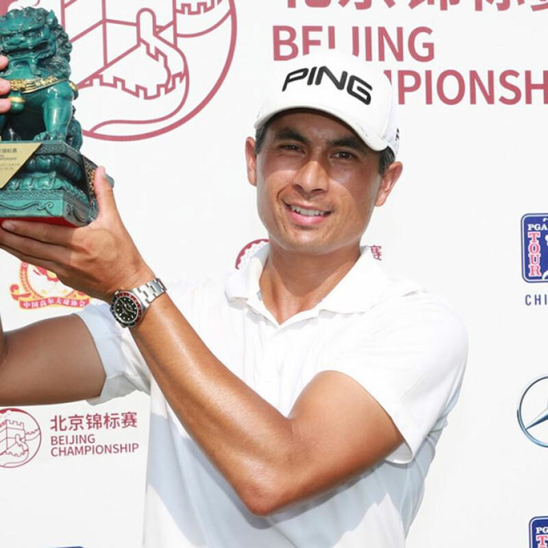 Former SWU Golfer Wins PGA Beijing Championship