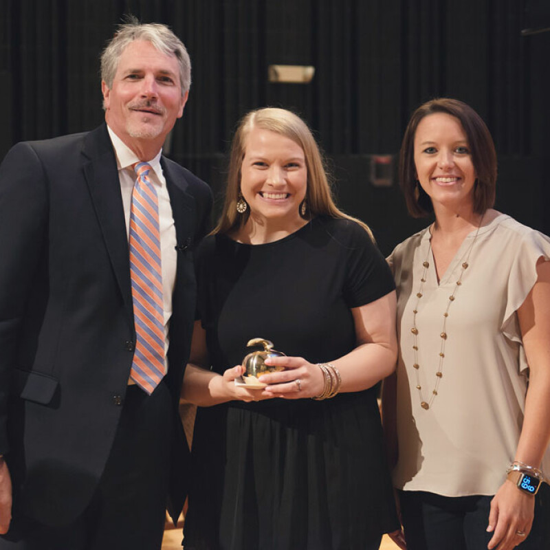 SWU graduate named Mayo Elementary Teacher of the Year