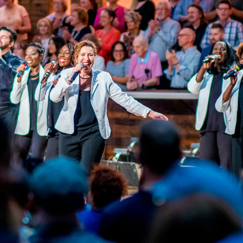 Brooklyn Tabernacle Singers coming to SWU Oct. 27