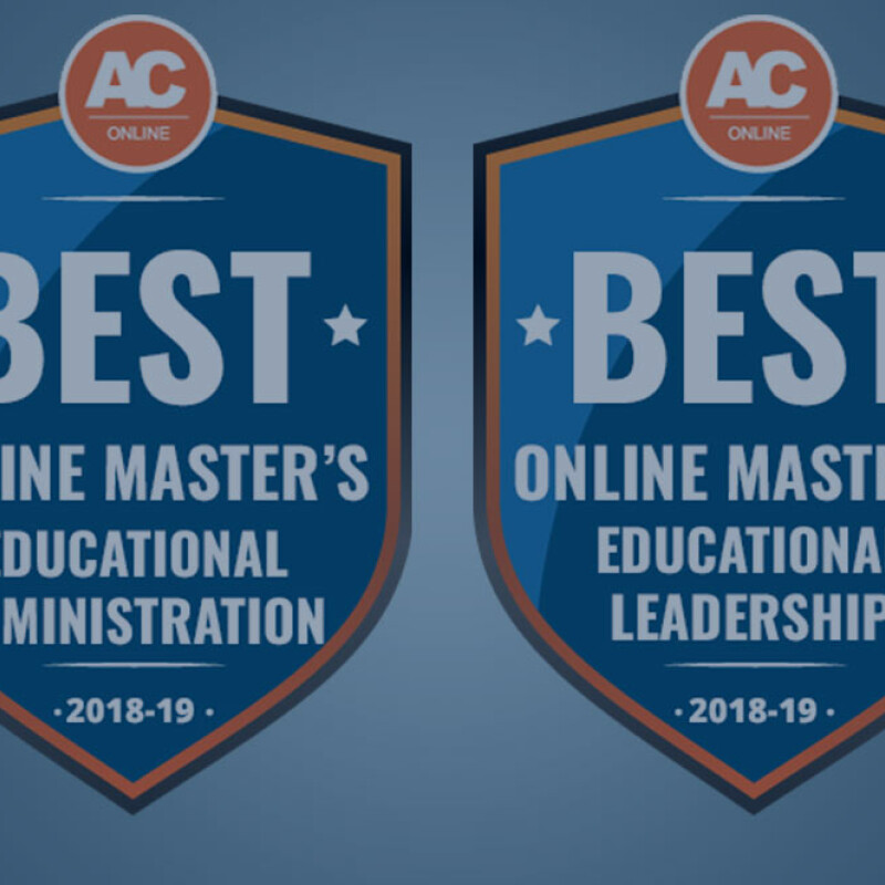SWU education programs recognized for Online Learning Excellence