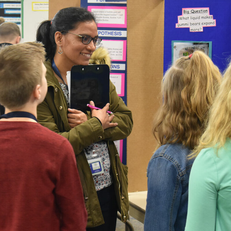 Region 1 Science Fair seeks schools, sponsors for March 2019 event