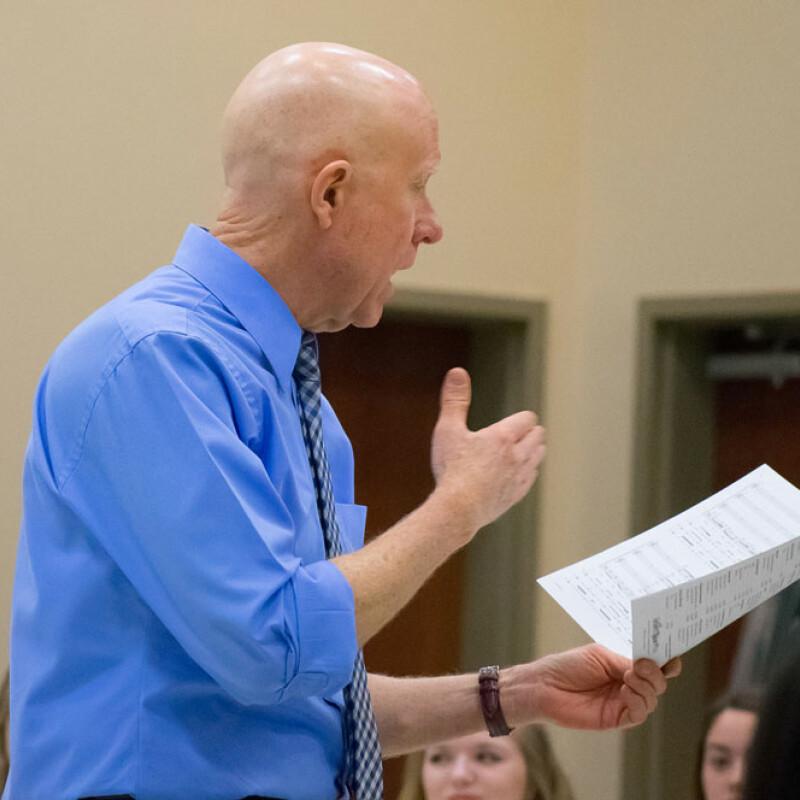 SWU hosts Western Region Honor Choir