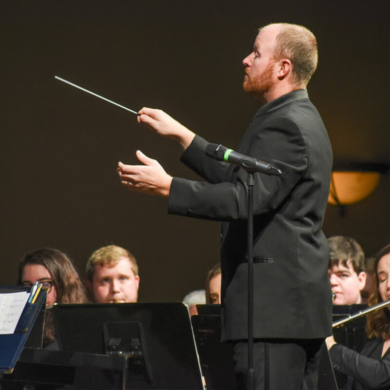 Paxton wants students to realize potential through music