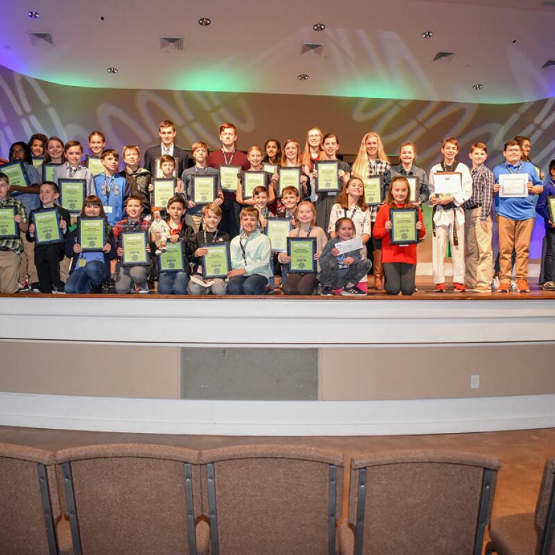 SWU hosts 2019 S.C. Region 1 Science Fair