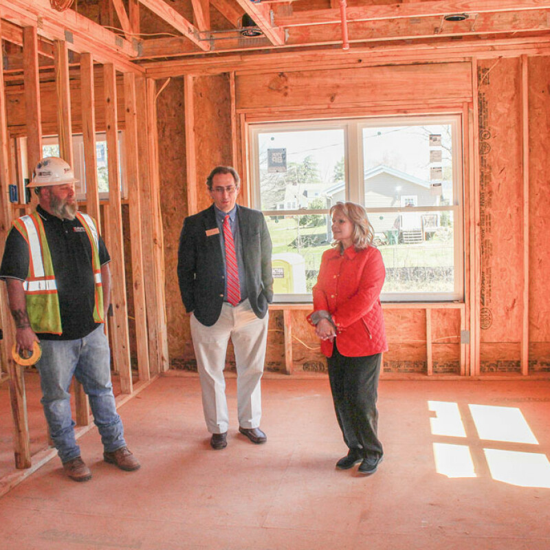 Board of Visitors receive SWU updates, tour Jericho Project