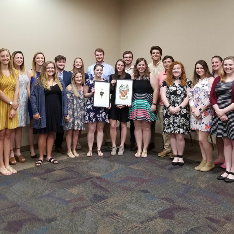 Biology Honor Society chapter established at SWU