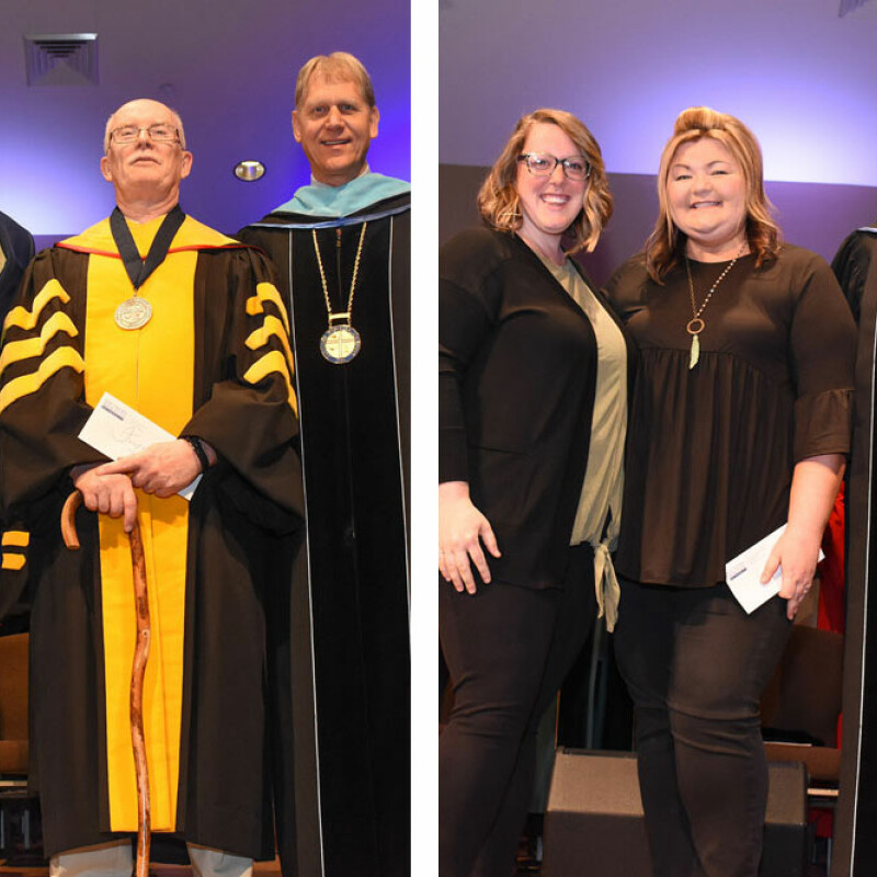SWU applauds 2019 faculty and staff members of the year