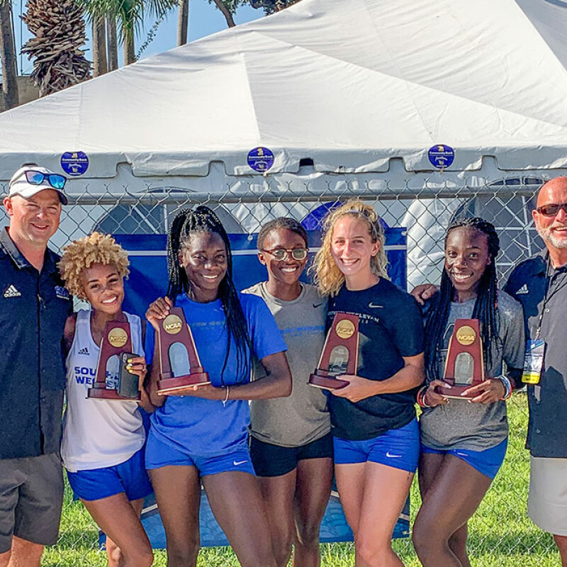 Women finish strong in NCAA National Championship