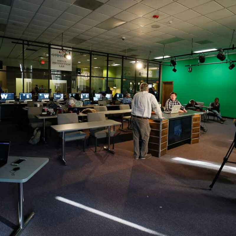 SWU named a top college for Media Communications majors
