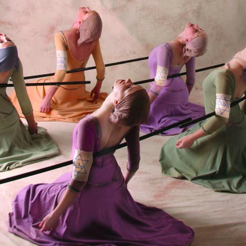Ballet Magnificat! presents Hiding Place Feb. 7