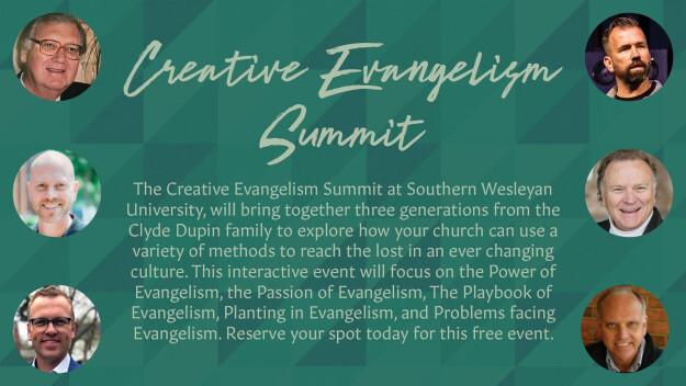 Creative Evangelism Summit