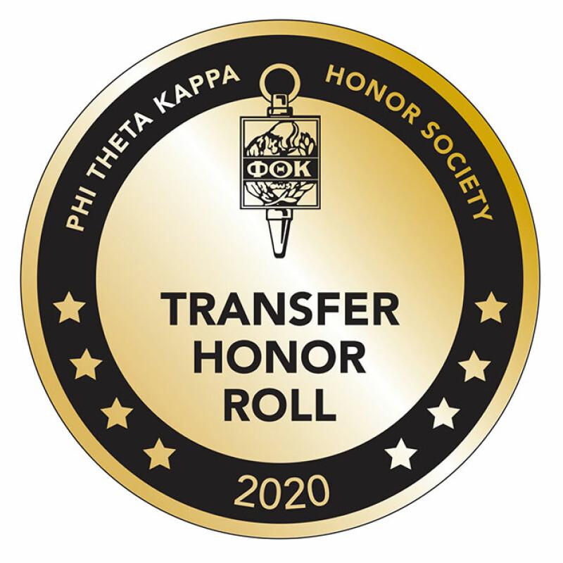 Phi Theta Kappa names SWU to 2020 Transfer Honor Roll