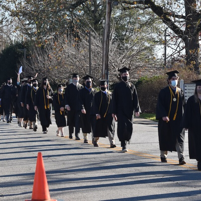 SWU celebrates 2020 graduates with three ceremonies