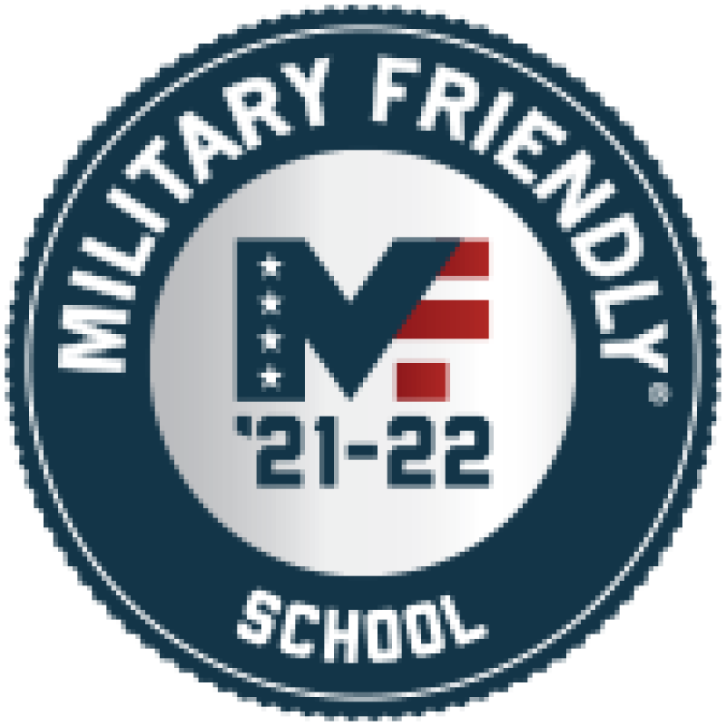 SWU named a 2021-2022 Military Friendly®️ School