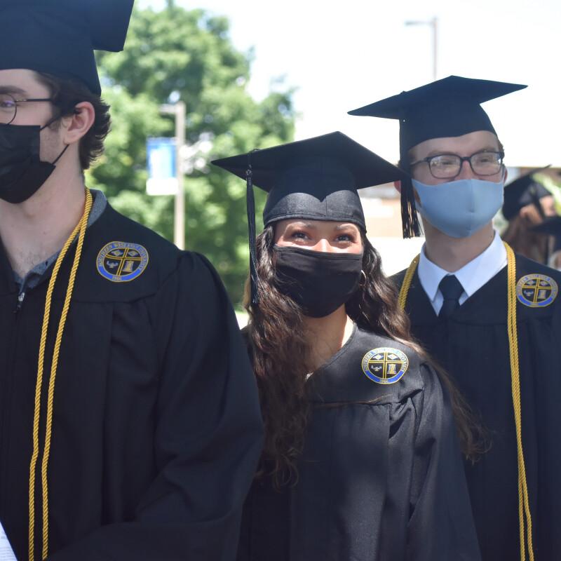 SWU Celebrates 2021 Graduates