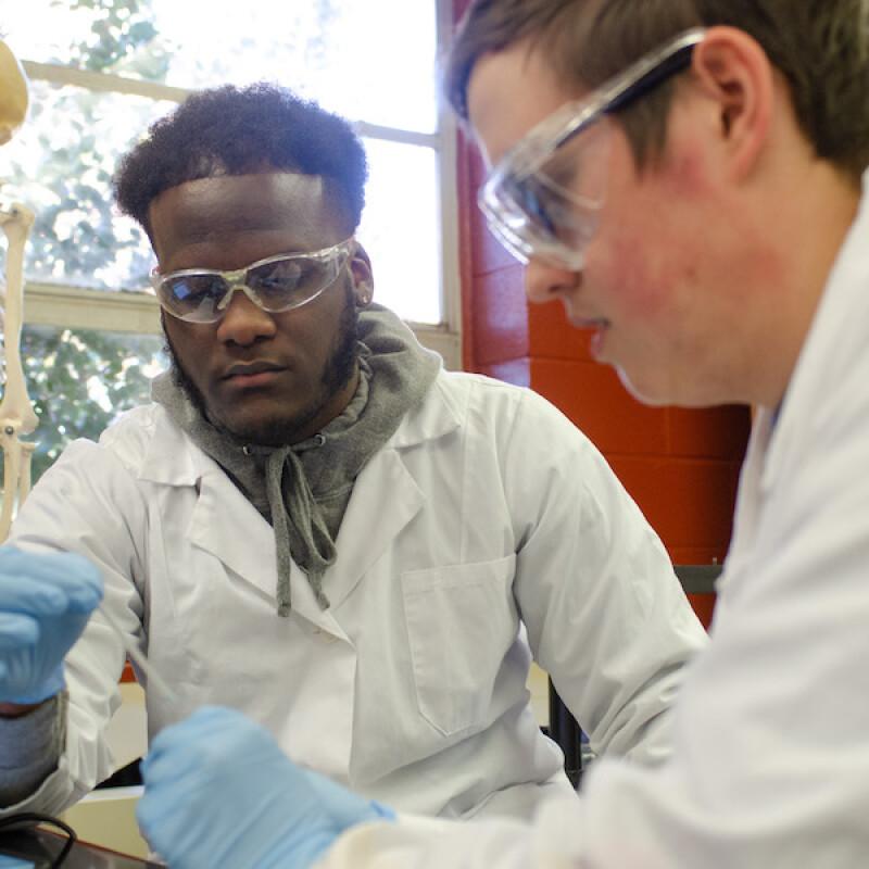 SWU's Forensic Science Program Ranks In Top 15