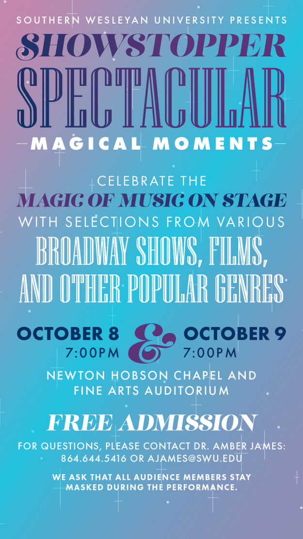 Showstopper Spectacular - Magical Moments